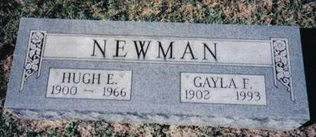 NEWMAN, HUGH E. - Adams County, Ohio | HUGH E. NEWMAN - Ohio Gravestone Photos