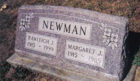 NEWMAN, RAWLEIGH J. - Adams County, Ohio | RAWLEIGH J. NEWMAN - Ohio Gravestone Photos
