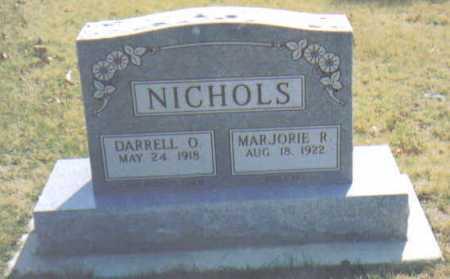 NICHOLS, DARRELL O. - Adams County, Ohio   DARRELL O. NICHOLS - Ohio Gravestone Photos