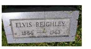 REIGHLEY, ELVIS - Adams County, Ohio | ELVIS REIGHLEY - Ohio Gravestone Photos