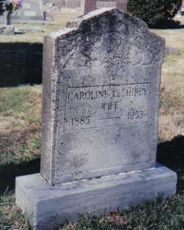 SHIREY, CAROLINE L. - Adams County, Ohio   CAROLINE L. SHIREY - Ohio Gravestone Photos