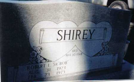 SHIREY, ROBERT L. SR. - Adams County, Ohio | ROBERT L. SR. SHIREY - Ohio Gravestone Photos