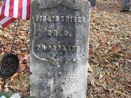 SPIRES, RICHARD - Adams County, Ohio | RICHARD SPIRES - Ohio Gravestone Photos