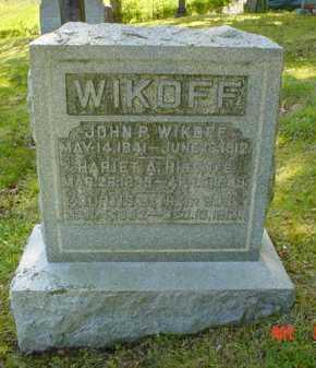 WIKOFF, CURTIS - Adams County, Ohio | CURTIS WIKOFF - Ohio Gravestone Photos