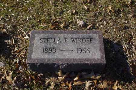 WIKOFF, STELLA E. - Adams County, Ohio | STELLA E. WIKOFF - Ohio Gravestone Photos