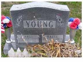 YOUNG, LARUE - Adams County, Ohio | LARUE YOUNG - Ohio Gravestone Photos