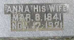 GREDING, ANNA - Allen County, Ohio | ANNA GREDING - Ohio Gravestone Photos