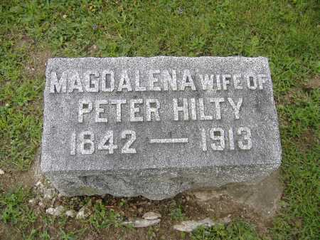 HILTY, MAGDALENA - Allen County, Ohio | MAGDALENA HILTY - Ohio Gravestone Photos
