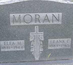 MORAN, ELFA M. - Allen County, Ohio | ELFA M. MORAN - Ohio Gravestone Photos