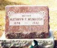 ADAMS MUMAUGH, KATHRYN - Allen County, Ohio | KATHRYN ADAMS MUMAUGH - Ohio Gravestone Photos