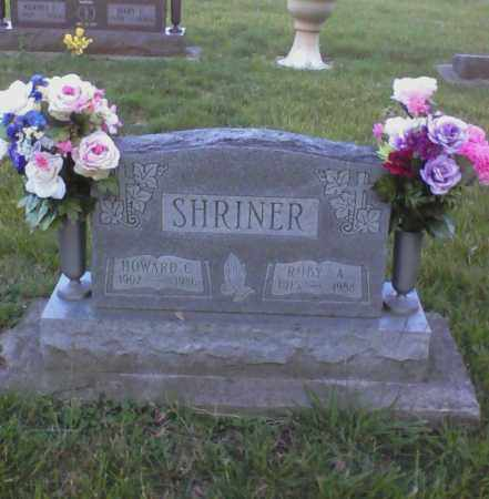 TILLMAN SHRINER, RUBY - Allen County, Ohio | RUBY TILLMAN SHRINER - Ohio Gravestone Photos