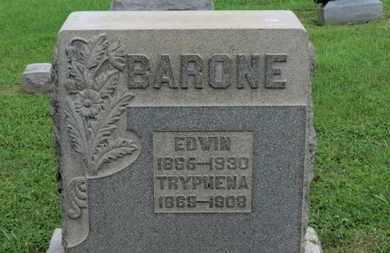 BARONE, TRYPHENA - Ashland County, Ohio   TRYPHENA BARONE - Ohio Gravestone Photos