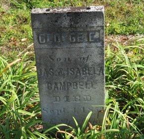 CAMPBELL, ISABELLA - Ashland County, Ohio | ISABELLA CAMPBELL - Ohio Gravestone Photos