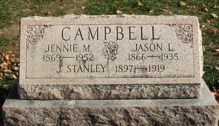 CAMPBELL, JASON L. - Ashland County, Ohio | JASON L. CAMPBELL - Ohio Gravestone Photos