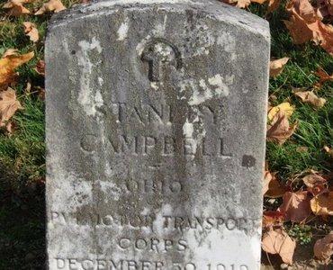 CAMPBELL, STANLEY - Ashland County, Ohio   STANLEY CAMPBELL - Ohio Gravestone Photos