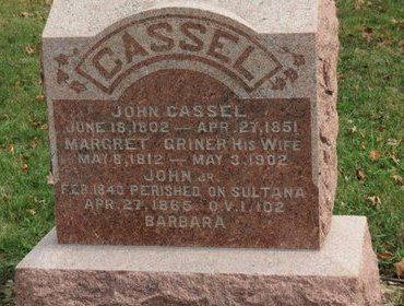CASSEL, MARGRET - Ashland County, Ohio | MARGRET CASSEL - Ohio Gravestone Photos