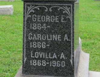 FARNSWORTH, GEORGE E. - Ashland County, Ohio   GEORGE E. FARNSWORTH - Ohio Gravestone Photos