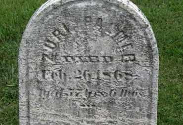 PALMER, ZURI - Ashland County, Ohio   ZURI PALMER - Ohio Gravestone Photos