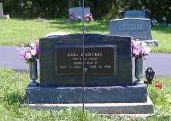 ROGERS, EARL - Ashland County, Ohio   EARL ROGERS - Ohio Gravestone Photos