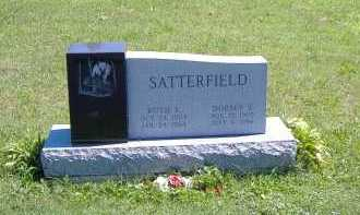 SATTERFIELD, RUTH K. - Ashland County, Ohio   RUTH K. SATTERFIELD - Ohio Gravestone Photos