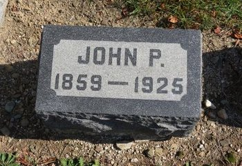 SHARICK, JOHN P. - Ashland County, Ohio   JOHN P. SHARICK - Ohio Gravestone Photos