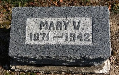 SHARICK, MARY V. - Ashland County, Ohio   MARY V. SHARICK - Ohio Gravestone Photos