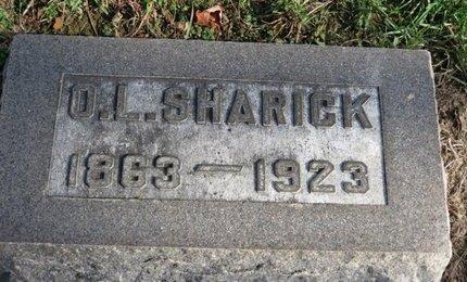 SHARICK, O. L. - Ashland County, Ohio   O. L. SHARICK - Ohio Gravestone Photos