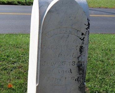 SHARICK, R. - Ashland County, Ohio | R. SHARICK - Ohio Gravestone Photos