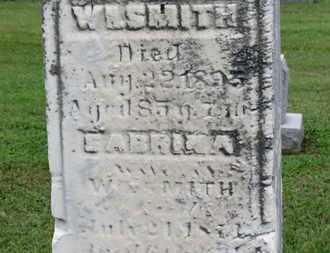 SMITH, W. - Ashland County, Ohio   W. SMITH - Ohio Gravestone Photos