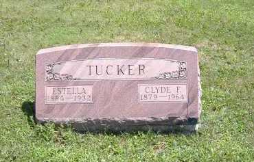 TUCKER, CLYDE - Ashland County, Ohio | CLYDE TUCKER - Ohio Gravestone Photos
