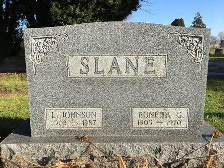SLANE, BONEITA BELLE - Ashtabula County, Ohio | BONEITA BELLE SLANE - Ohio Gravestone Photos