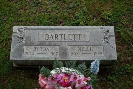 BARTLETT, NELLIE - Athens County, Ohio   NELLIE BARTLETT - Ohio Gravestone Photos