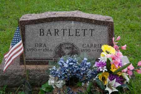 BARTLETT, CARRIE - Athens County, Ohio | CARRIE BARTLETT - Ohio Gravestone Photos