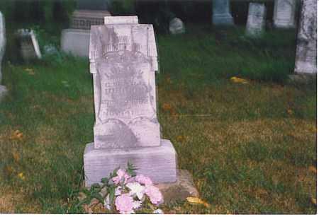 BURSON, LULU - Athens County, Ohio | LULU BURSON - Ohio Gravestone Photos