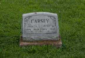 CARSEY, OLIVE M - Athens County, Ohio   OLIVE M CARSEY - Ohio Gravestone Photos