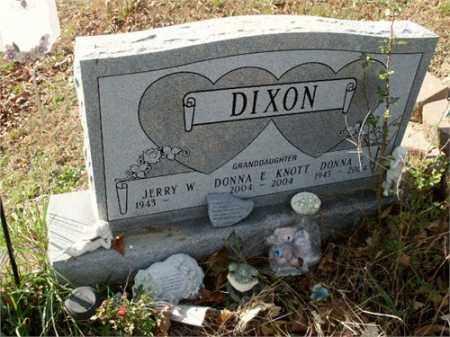 GIFFIN DIXON, DONNA E. - Athens County, Ohio | DONNA E. GIFFIN DIXON - Ohio Gravestone Photos