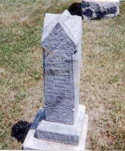 LINSCOTT, LUCY - Athens County, Ohio   LUCY LINSCOTT - Ohio Gravestone Photos