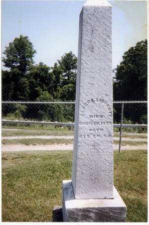 LINSCOTTQ, GEORGE B. - Athens County, Ohio | GEORGE B. LINSCOTTQ - Ohio Gravestone Photos