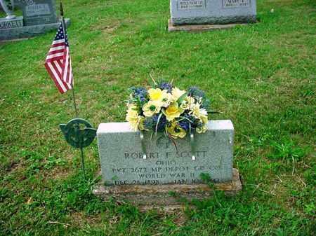 SCOTT, ROBERT - Athens County, Ohio | ROBERT SCOTT - Ohio Gravestone Photos