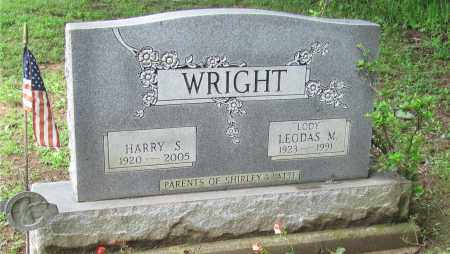 WRIGHT, LEODAS (LODY) - Athens County, Ohio | LEODAS (LODY) WRIGHT - Ohio Gravestone Photos
