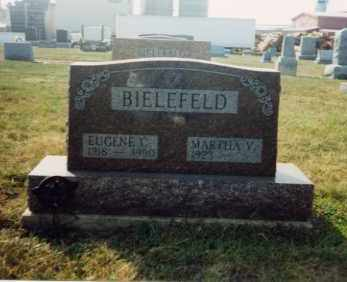BRADY BIELEFELD, MARTHA VICTORIA - Auglaize County, Ohio | MARTHA VICTORIA BRADY BIELEFELD - Ohio Gravestone Photos