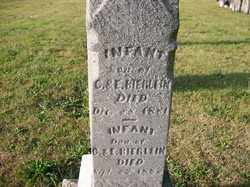 BIERLEIN, INFANT DAUGHTER - Auglaize County, Ohio   INFANT DAUGHTER BIERLEIN - Ohio Gravestone Photos