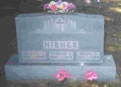 HIBNER, CHARLES L. - Auglaize County, Ohio   CHARLES L. HIBNER - Ohio Gravestone Photos