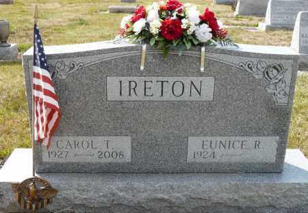 IRETON, CAROL THOMAS - Auglaize County, Ohio | CAROL THOMAS IRETON - Ohio Gravestone Photos