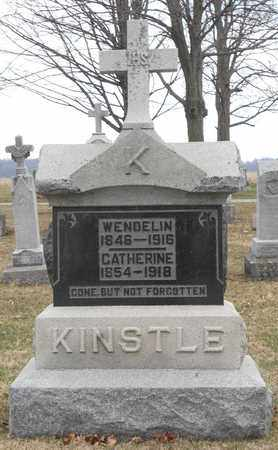 KINSTLE, CATHERINE - Auglaize County, Ohio | CATHERINE KINSTLE - Ohio Gravestone Photos