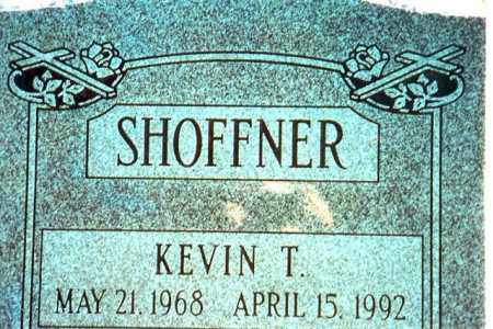 SHOFFNER, KEVIN T - Auglaize County, Ohio   KEVIN T SHOFFNER - Ohio Gravestone Photos