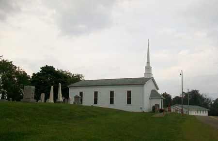 *, GRANDVIEW CHRISTIAN CHURCH - Belmont County, Ohio | GRANDVIEW CHRISTIAN CHURCH * - Ohio Gravestone Photos