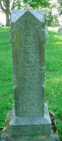 DOWDELL, UNKNOWN - Belmont County, Ohio   UNKNOWN DOWDELL - Ohio Gravestone Photos