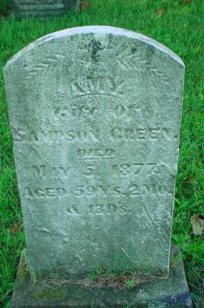 GREEN, AMY - Belmont County, Ohio   AMY GREEN - Ohio Gravestone Photos