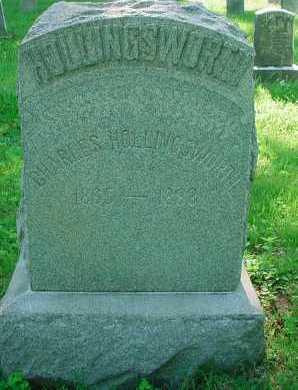 HOLLINGSWORTH, CHARLES - Belmont County, Ohio | CHARLES HOLLINGSWORTH - Ohio Gravestone Photos